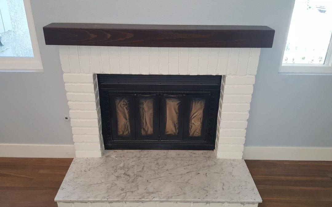 Granada Fireplace